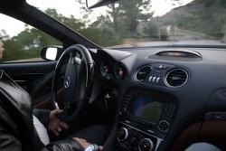 Test Drive: 2007 Mercedes Benz SL Class car test drives mercedes benz luxury cars