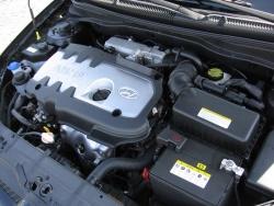2007 Hyundai Accent GS Comfort