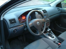 2007 Volkswagen Rabbit six-speed automatic