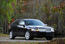 First Drive: 2007 Lincoln Mkz first drives