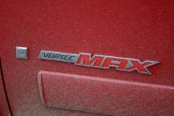 6.0-litre Vortec V8 badge