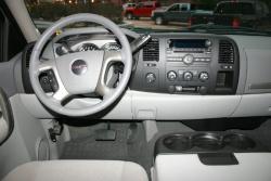 Pure Pickup interior