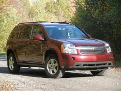 Used Vehicle Review: Chevrolet Equinox, 2005 2009 used car reviews reviews chevrolet