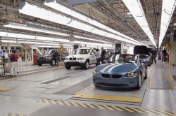 Feature: Inside BMWs Spartanburg, South Carolina assembly plant  auto brands bmw