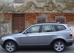 First Drive: 2007 BMW X3  luxury cars first drives bmw