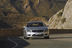 First Drive: 2007 Mercedes Benz CL 63 AMG Coupe first drives
