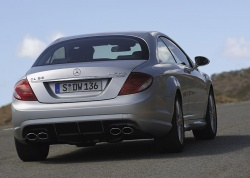 First Drive: 2007 Mercedes Benz CL 63 AMG Coupe mercedes benz luxury cars first drives