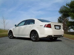 First Drive: 2007 CSX Type S & Acura TL Type S luxury cars first drives acura