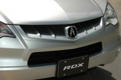 2007 Acura RDX - grille detail
