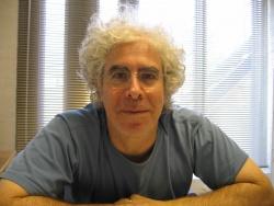 Toronto filmmaker Ron Mann in a 2004 photo
