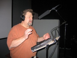 John Goodman performs the voice of Ed Roth in the movie