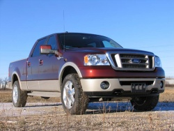 2007 Ford-F150 King Ranch; photo by Haney Louka