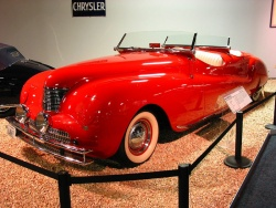Lana Turner's 1941 Chrysler Newport Dual Cowl Phaetown, one of just six ever made