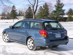 Used Vehicle Review: Subaru Legacy/Outback, 2005 2009 subaru