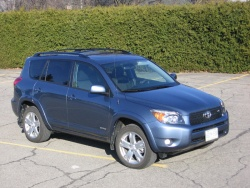 Long term Test Drive: 2007 Toyota RAV4 V6 Sport toyota car test drives