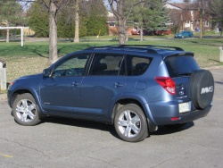 Long term Test Drive: 2007 Toyota RAV4 V6 Sport car test drives