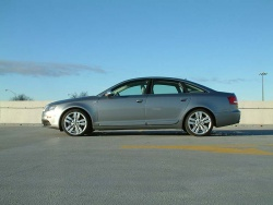 Test Drive: 2007 Audi S6 car test drives luxury cars audi