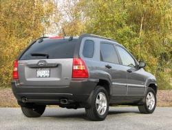 2007 Kia Sportage LX-V6 AWD