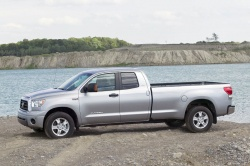 First Drive: 2007 Toyota Tundra first drives