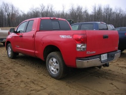 First Drive: 2007 Toyota Tundra trucks toyota first drives