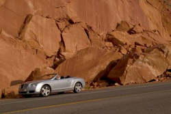 First Drive: 2007 Bentley GTC   Las Vegas to Aspen  bentley