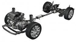 2007 Mazda CX-9 cutaway