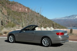 2007 BMW 3 Series cabriolet