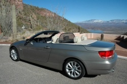 First Drive: 2007 BMW 3 Series Cabriolet luxury cars first drives bmw