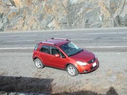2007 Suzuki SX4 FWD