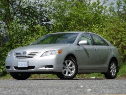 2007 Toyota Camry; photo by Russell Purcell
