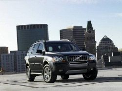 Test Drive: 2007 Volvo XC90 V8 luxury cars