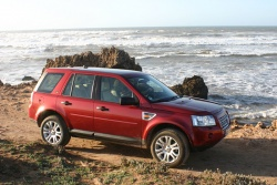 First Drive: 2008 Land Rover LR2 luxury cars landrover first drives