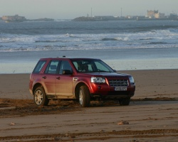 First Drive: 2008 Land Rover LR2 first drives