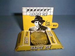 Jack Webb  />Dragnet</i> badge&#8221;></a><br /><font face=