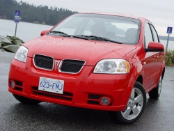 Test Drive: 2007 Pontiac Wave SE Sedan car test drives pontiac