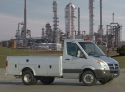 First Drive: 2007 Dodge Sprinter first drives dodge