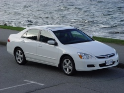 2007 Honda Accord EX-V6