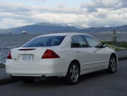 2007 honda accord coupe ex-l v6 review
