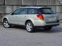 2007 Subaru Outback 3.0R Premier Edition