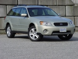 Used Vehicle Review: Subaru Legacy/Outback, 2005 2009 used car reviews subaru