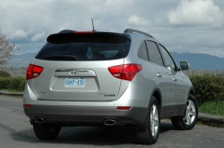 First Drive: 2007 Hyundai Veracruz first drives