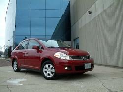 2007 Nissan Versa 1.8S sedan