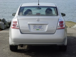 Test Drive: 2007 Nissan Sentra 2.0S nissan car test drives