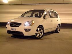 2007 Kia Rondo EX V6 Luxury