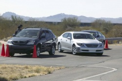 Toyota's Arizona Proving Grounds