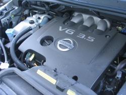 2007 Nissan Quest 3.5S