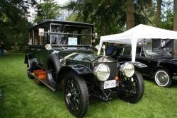 1911 Rolls Royce Silver Ghost Saloon Limousine