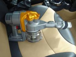 Dyson Root 6 portable vacuum