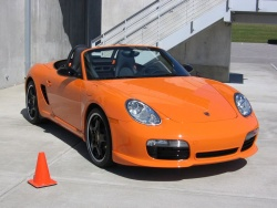 This special, Limited Edition Boxster will go on sale in North America later this year