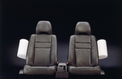Volvo's first side airbags - 1994
